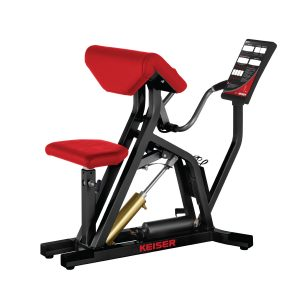 Arm Curl Keiser Air 250