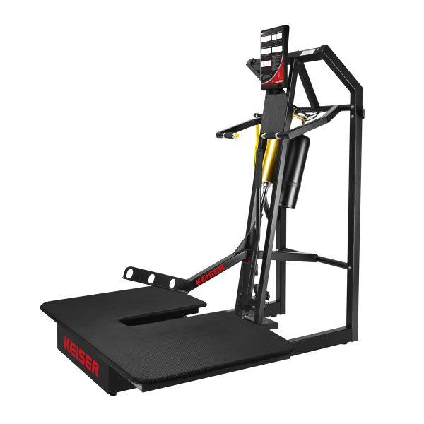 Keiser Squat Machine
