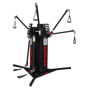 Keiser Triple Trainer